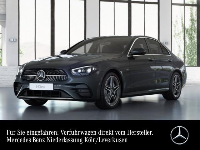 Mercedes-Benz E 300 de 4M AMG+Pano+360+MultiBeam+Fahrass+Keyless, Jahr 2020, Hybrid_Diesel