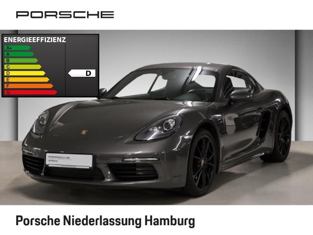 Porsche Cayman 718 2.0 2-Zonen Klima 20-Zoll Sportsitze, Jahr 2017, Benzin