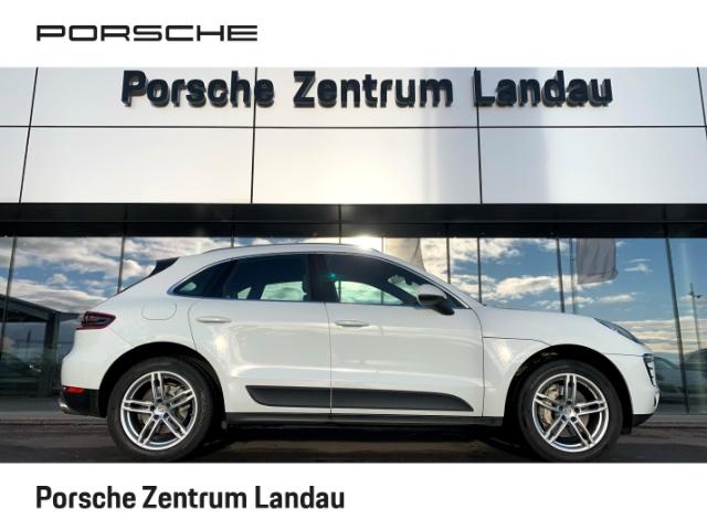 Porsche Macan Diesel S Bi-Xenon PASM Panoramadach, Jahr 2015, Diesel