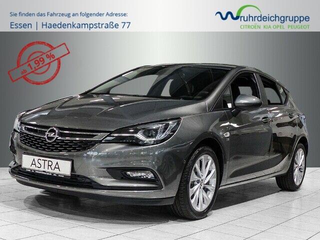 Opel Astra 120 Jahre Navi PDC SHZ DAB LED-Matrixlicht, Jahr 2019, Benzin