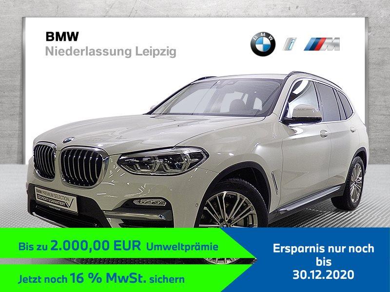 BMW X3 xDrive30d EURO6 Luxury Line Head-Up HiFi Dyn. Dämpfer, Jahr 2019, Diesel