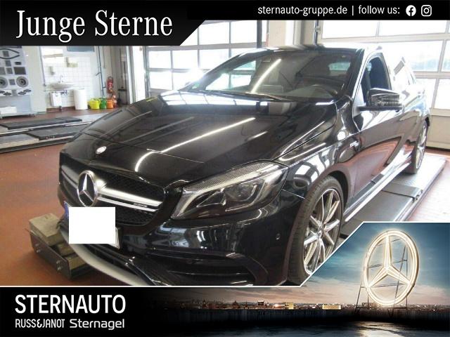 Mercedes-Benz A 45 AMG 4M Automatik Panoramadach COMAND, Jahr 2015, Benzin