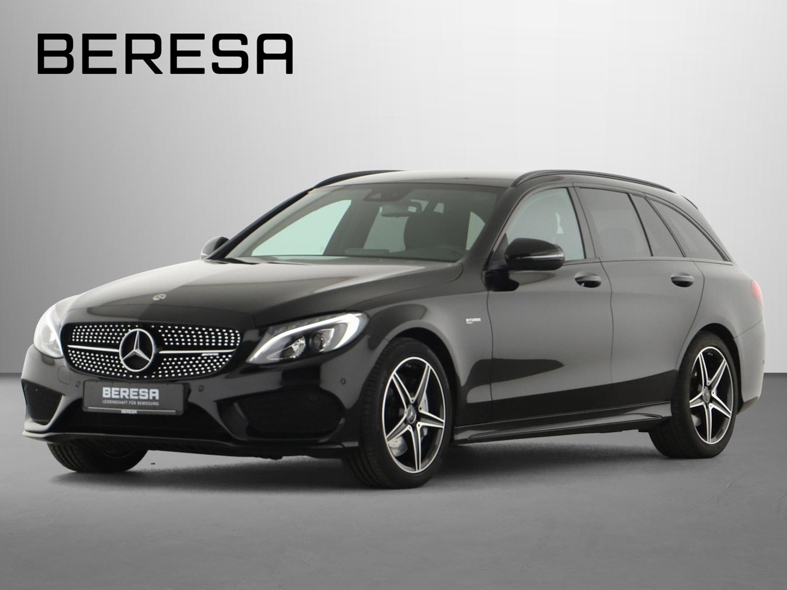 Mercedes-Benz C 43 AMG 4M T Comand Night LED AHK PDC, Jahr 2018, Benzin