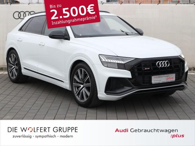 Audi SQ8 TDI ALLRADLENKUNG+SITZBELÜFTUNG+NACHTSICHT, Jahr 2019, Diesel