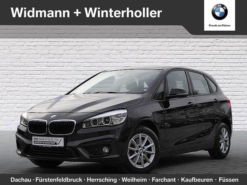 BMW 220d Active Tourer Advantage LED Navi Tempomat, Jahr 2016, diesel
