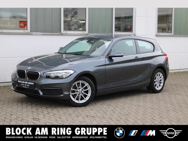 BMW 118i 3-Türer Navi PDC Sitzheizung FSE, Jahr 2017, Benzin