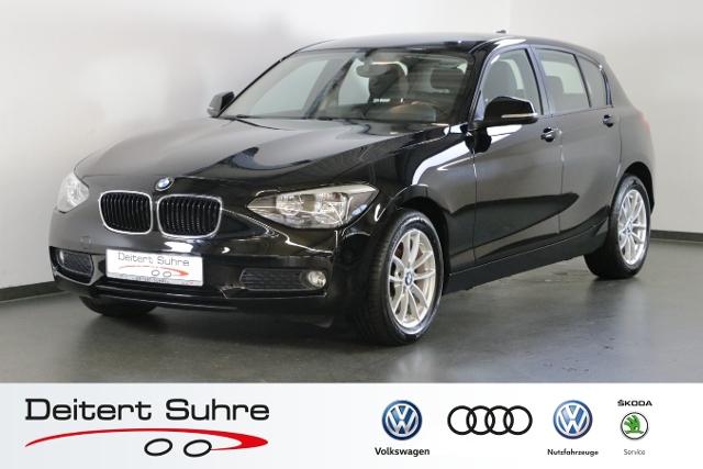 BMW 116d 5-türer Navi Alu SHZ PDC Klima BT, Jahr 2014, diesel