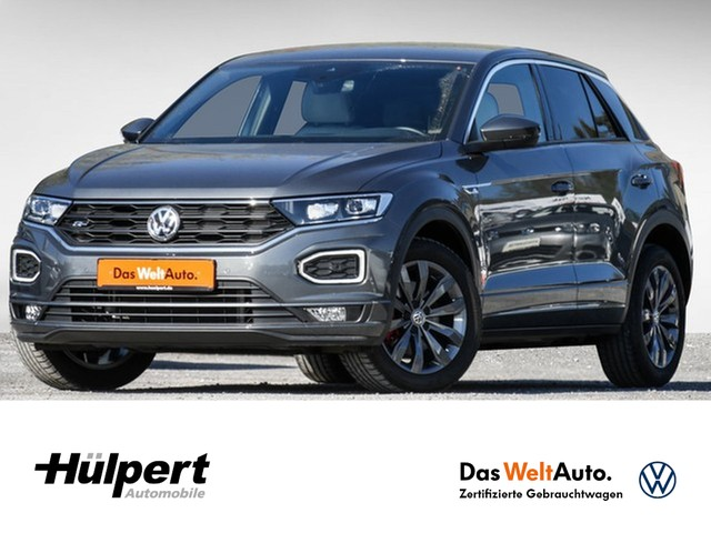 Volkswagen T-Roc 1.5 Sport DSG R-Line LED NAVI APP CONN ALU17 ACC LEDER, Jahr 2020, Benzin