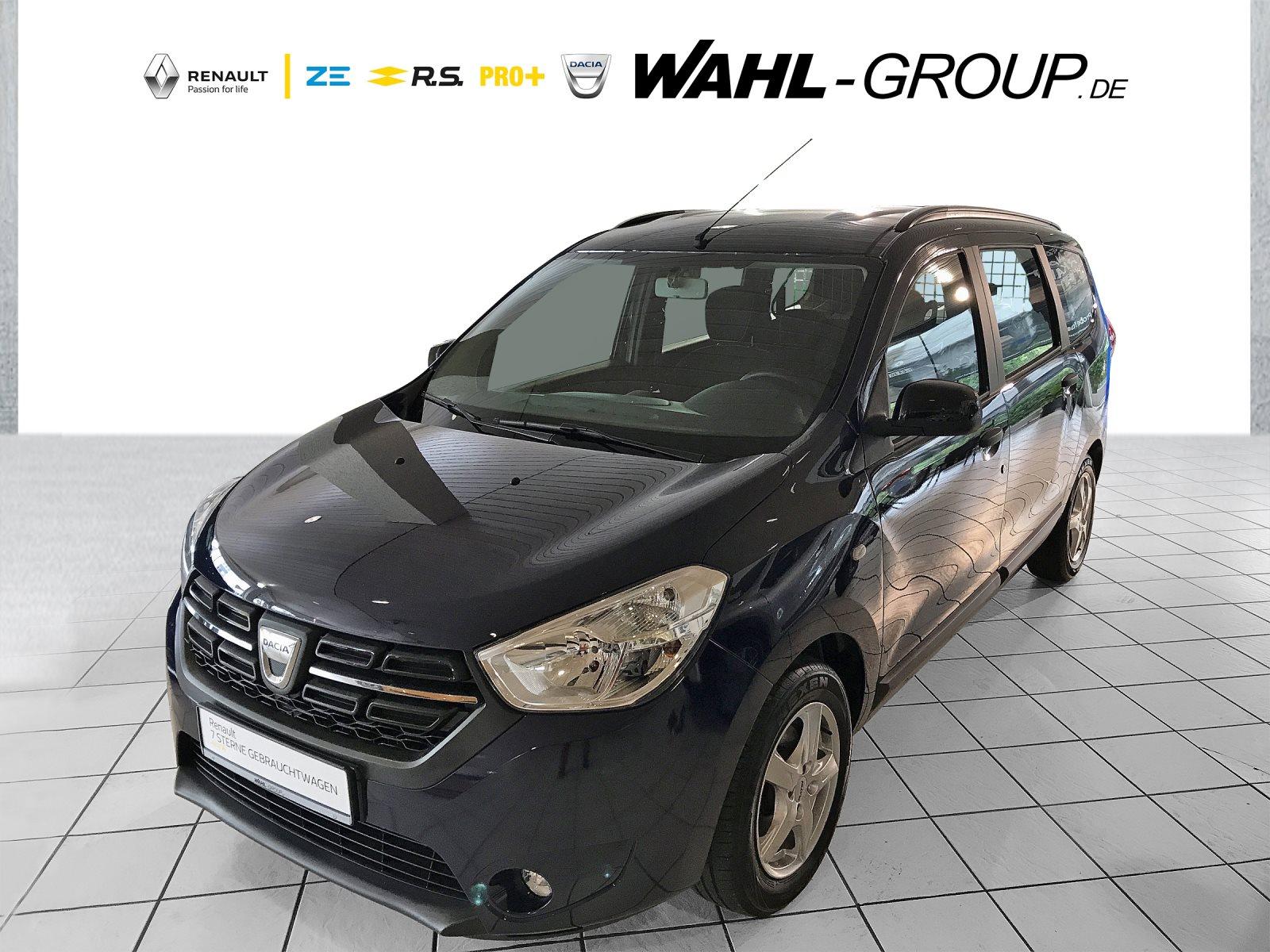 Dacia Lodgy Comfort TCe 100 GPF, Jahr 2020, Benzin