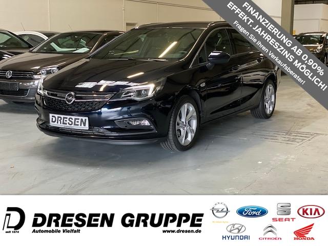 Opel Astra K ST Dynamic Navi/PDCv+h/Sitzheizung, Jahr 2018, Benzin