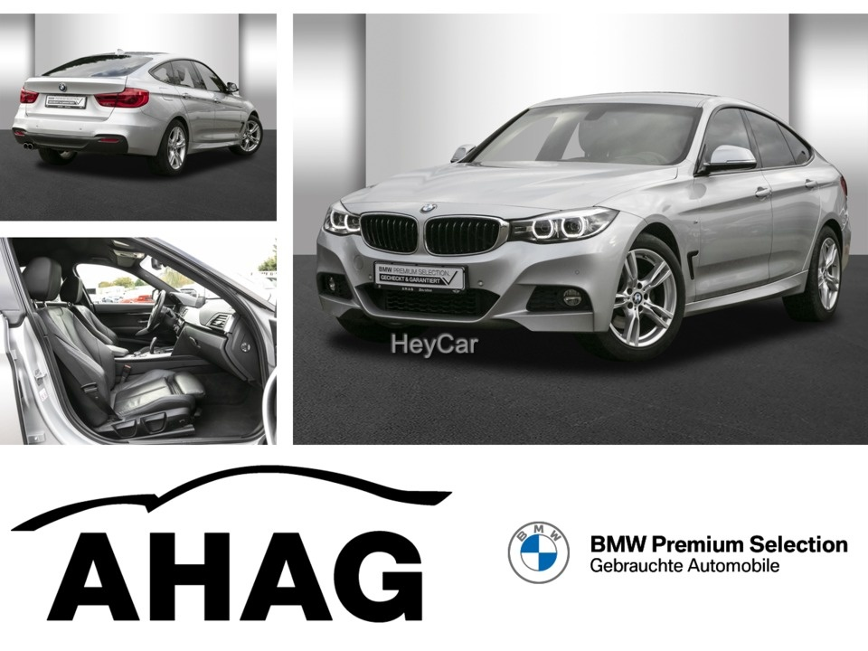BMW 330 Gran Turismo GT xDrive M Sport Autom Aut. AHK, Jahr 2017, Benzin
