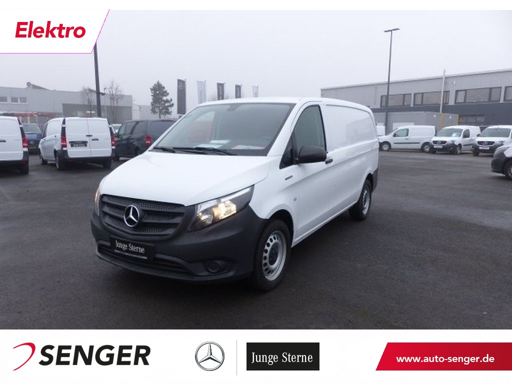 Mercedes-Benz eVito 111 Kasten lang Klima Kamera Navi Holz 180, Jahr 2019, Elektro