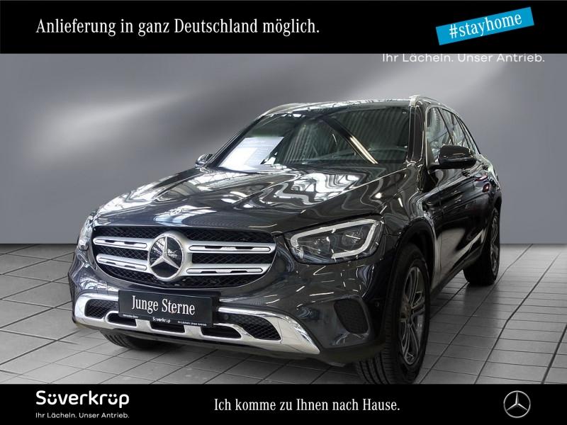 Mercedes-Benz GLC 200 4M OFF-ROAD AHK+Multibeam+Navi+SHZ+PDC+, Jahr 2020, Benzin