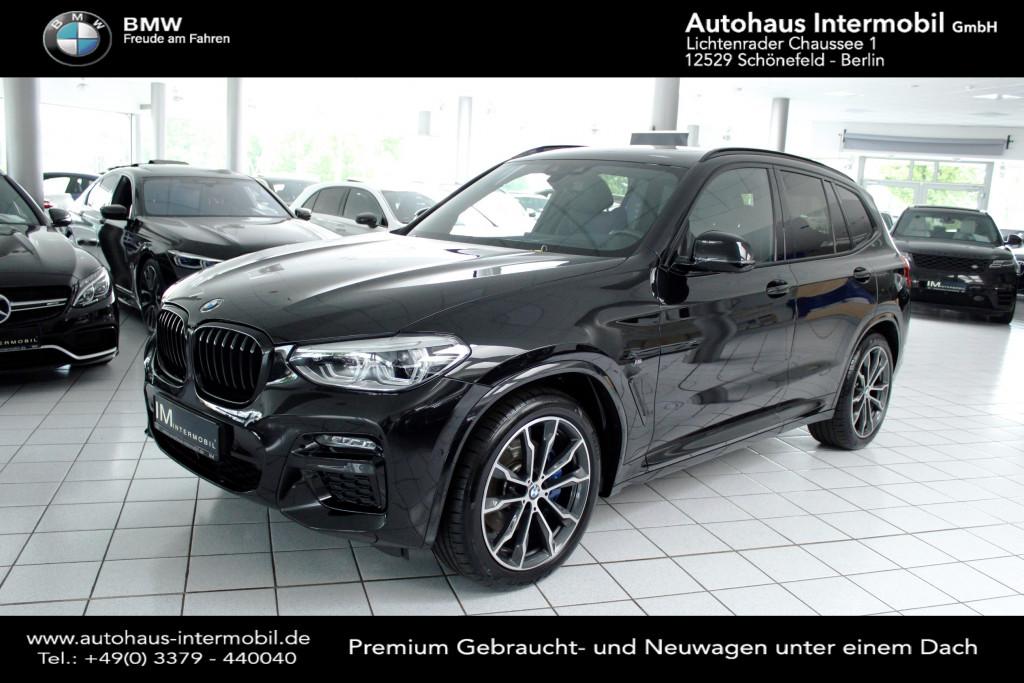 BMW X3 M40d *LED*Pano*HUD*H-K*Standhzg*Keyless*360°, Jahr 2020, Diesel
