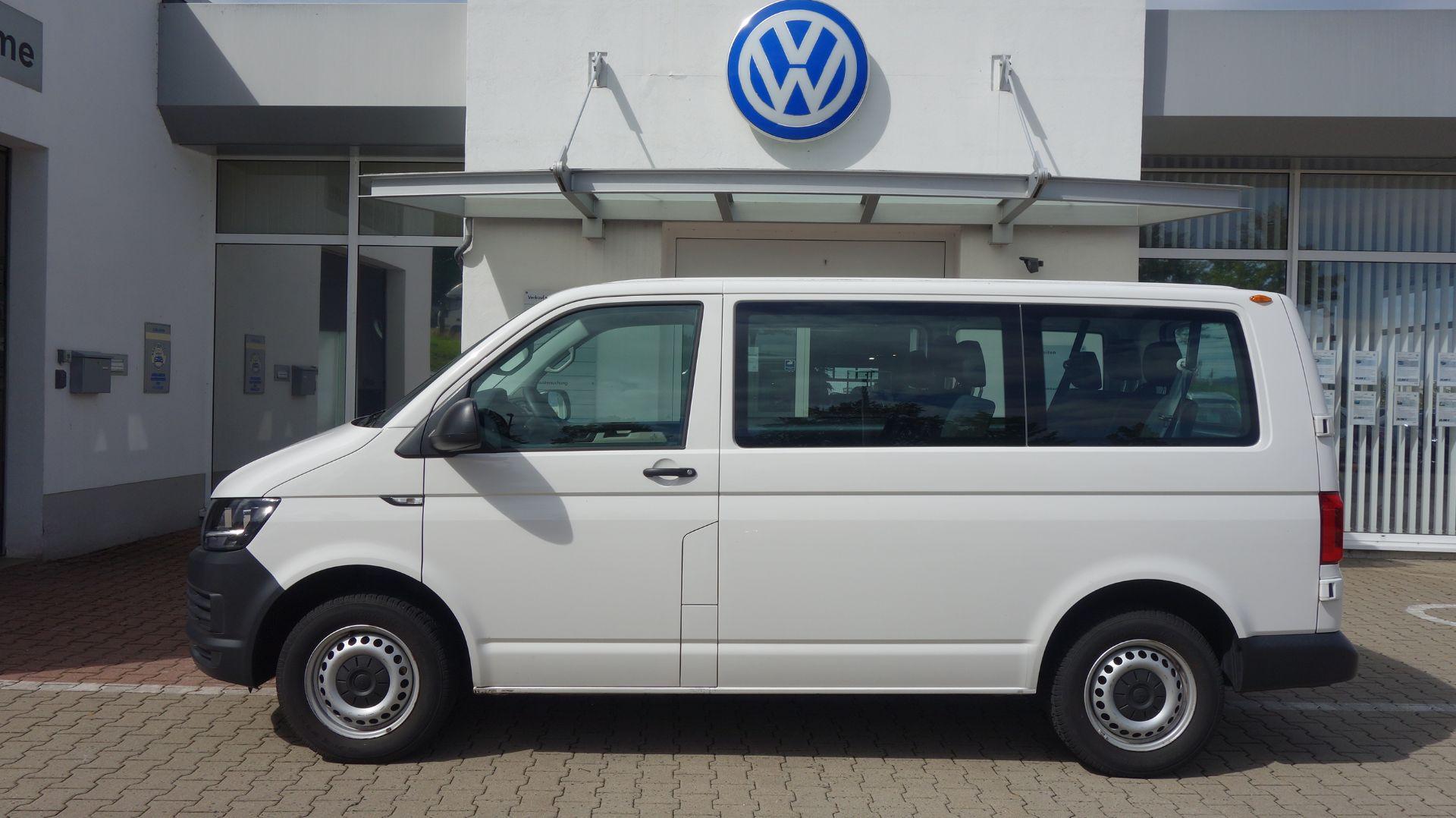 Volkswagen T6 Kombi kurzer Radstand 2.0 TDI, Jahr 2016, Diesel