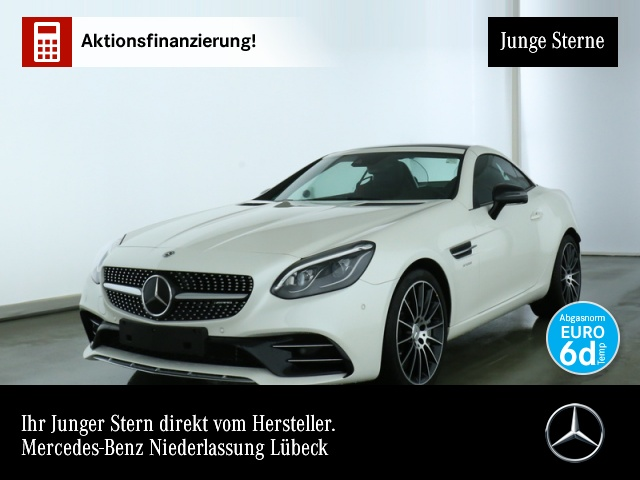 Mercedes-Benz SLC 43 AMG designo Pano COMAND ILS Harman Distr., Jahr 2019, Benzin