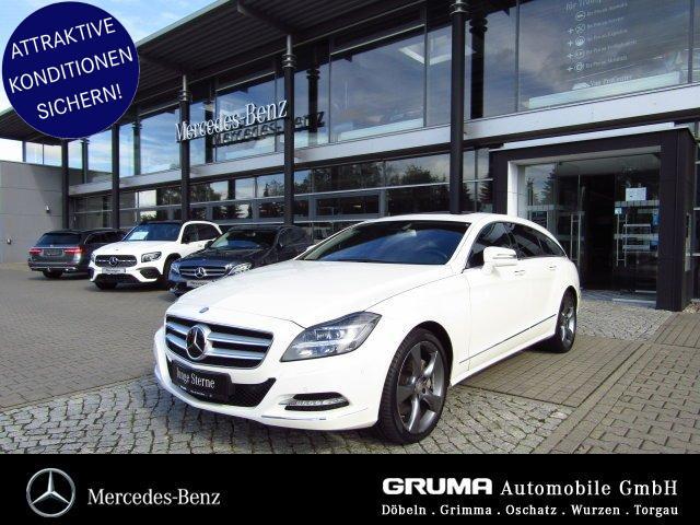 Mercedes-Benz CLS 350 CDI BE SB AIRM+DISTR+SD+SPORT-PAK+BURME, Jahr 2013, Diesel