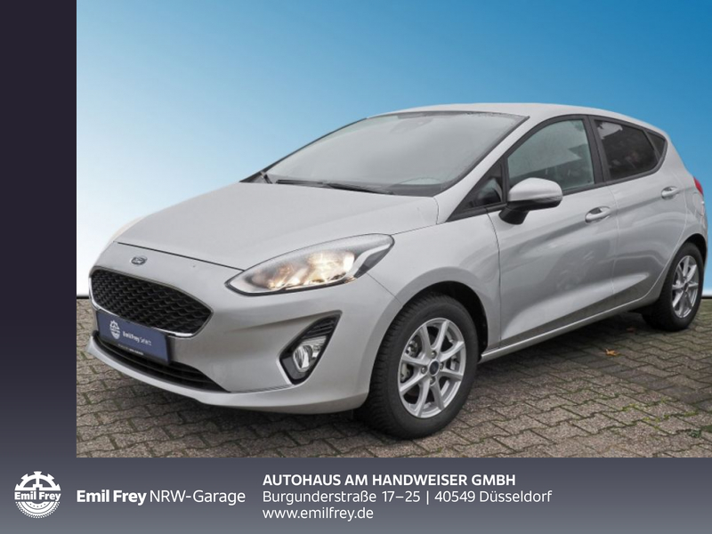 Ford Fiesta 1.1 COOL&CONNECT 5-türig, Jahr 2019, Benzin
