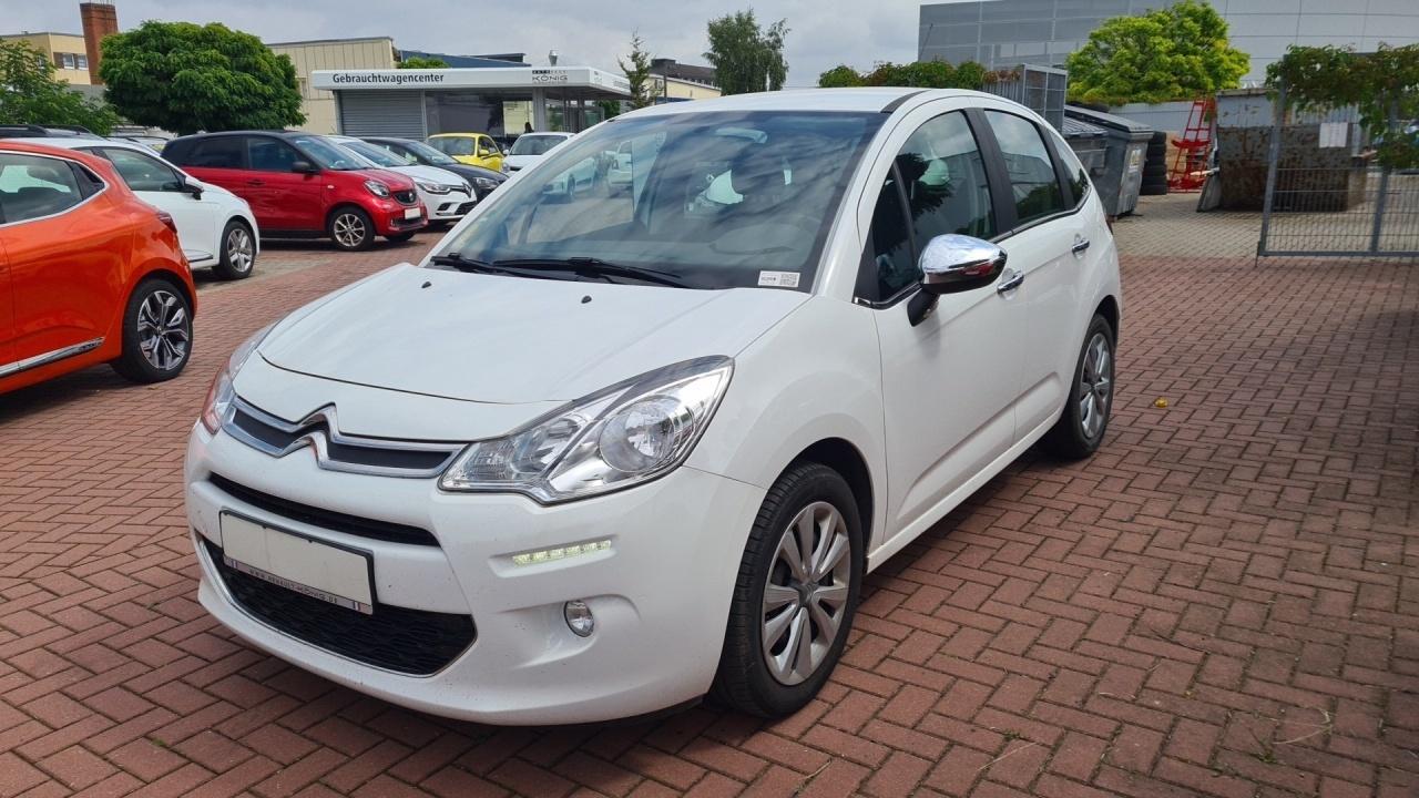 Citroën C3 1.0 VTi Selection Klimaanlage, Jahr 2014, Benzin