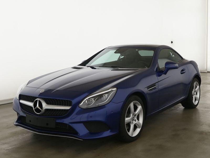 Mercedes-Benz SLC 180 ILS*PTS*AIRSCARF*Totwinkel*Fernlichtass., Jahr 2019, Benzin