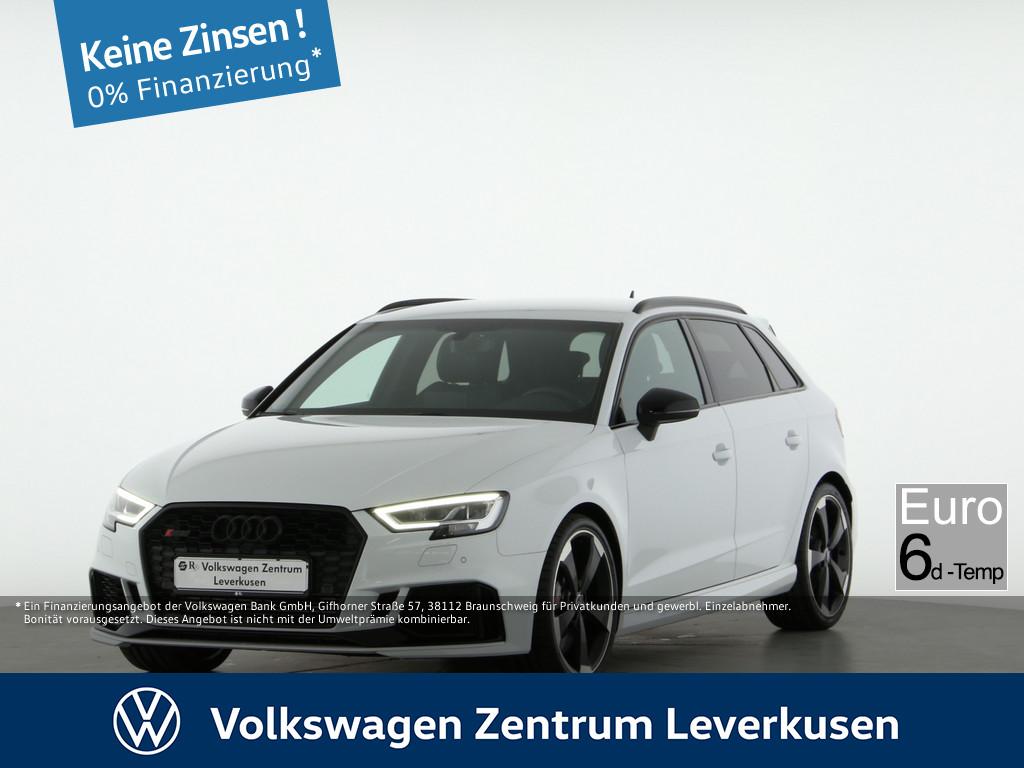 Audi RS3 Sportback, Jahr 2019, Benzin