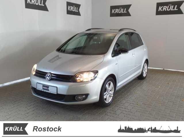 Volkswagen Golf Plus 1.2 TSI Match/PDC/SHZ..., Jahr 2013, Benzin