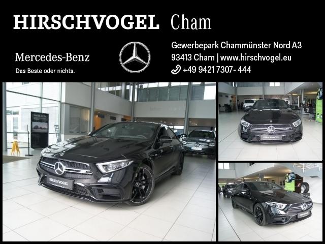 Mercedes-Benz CLS 53 AMG 4M+ DRIVERS-PACKAGE+Night+MULTIBEAM, Jahr 2021, Benzin
