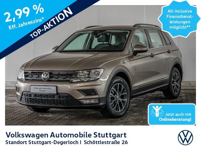 Volkswagen Tiguan 1.4 TSI Comfortline Navi, Jahr 2017, Benzin