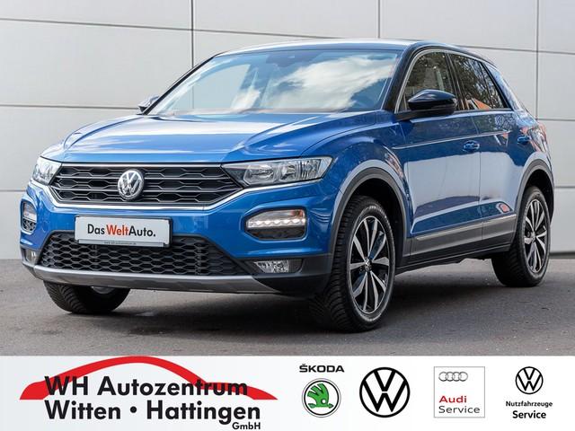 Volkswagen T-Roc 1.5 TSI Style NAVI ACTIVE INFO PDC SitzHzg, Jahr 2020, Benzin
