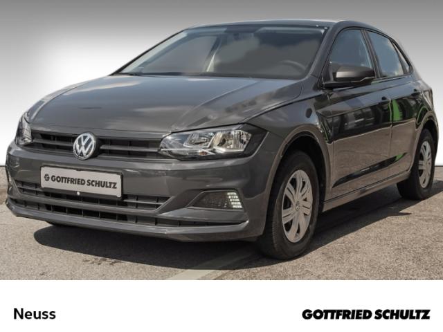 Volkswagen Polo VI 1,0 COMP COL+KLIMA+COOL&SOUND Trendline, Jahr 2018, Benzin