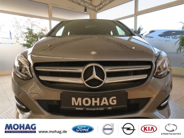 Mercedes-Benz B 180 B-Klasse *Navi-Klima-Sitzh.-Isofix* -Euro 6-, Jahr 2016, Benzin
