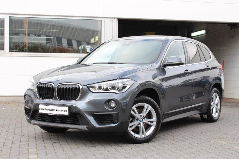 BMW X1 sDrive18d Advantage HK HiFi LED RFK Navi Shz, Jahr 2017, Diesel