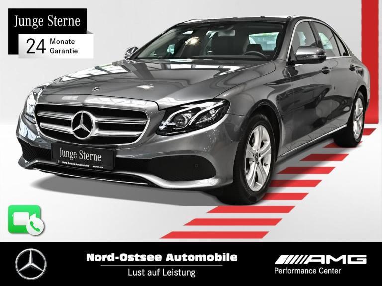 Mercedes-Benz E 200 Avantgarde Navi Multibeam Sitzhzg. Kamera, Jahr 2018, Benzin