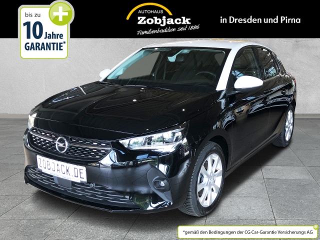 Opel Corsa F Elegance 1.2T Kamera LED Klimaautomatik, Jahr 2020, Benzin