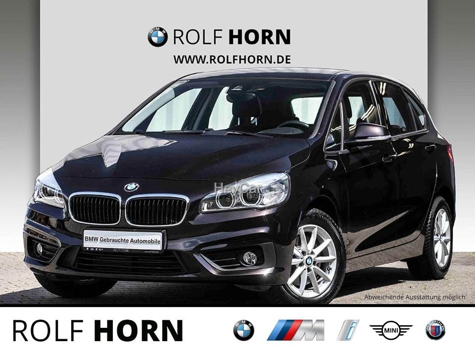 BMW 218 Active Tourer Advantage PDC LED Sportsitze, Jahr 2014, Benzin