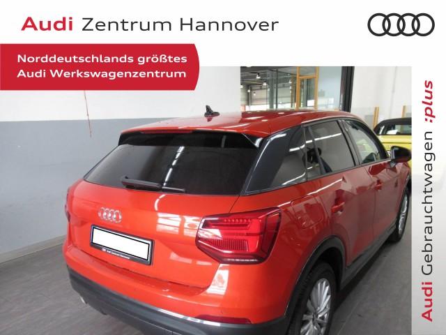 Audi Q2 30 TFSI Design, LED, virtual, AHK, Navi, Jahr 2019, Benzin