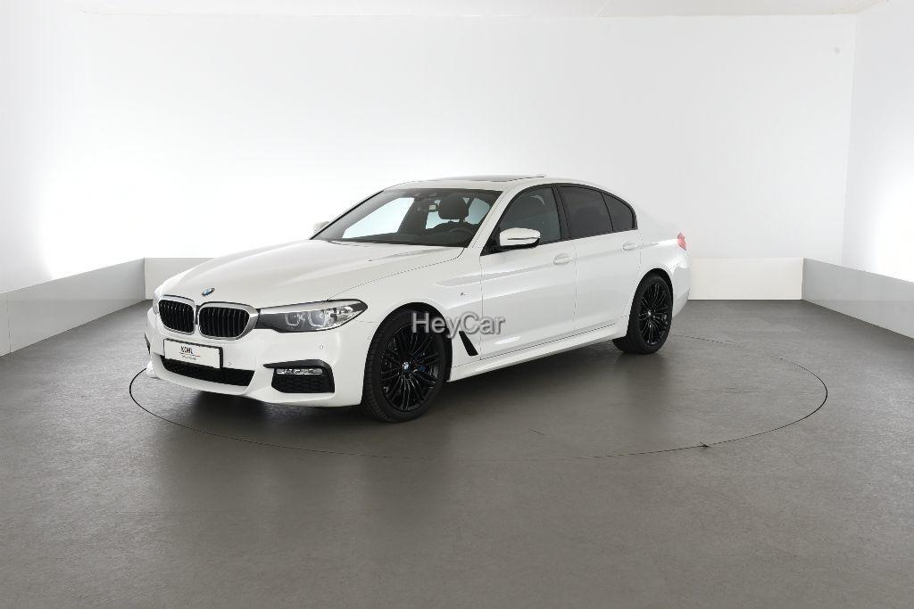 BMW 540i xDrive M Sportpaket Navi Prof. Sport Aut., Jahr 2017, Benzin