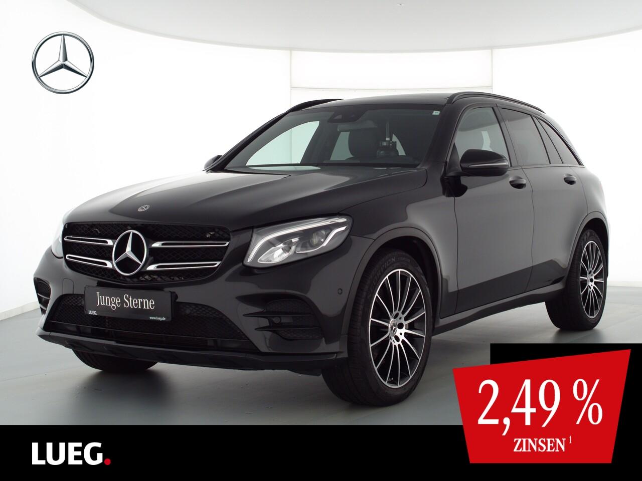Mercedes-Benz GLC 250 4M AMG+COM+Pano+LED+AHK+Sthzg+20''+Kamer, Jahr 2018, Benzin