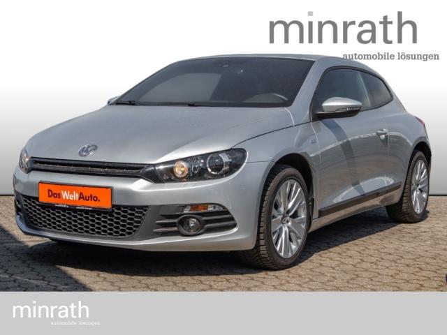 Volkswagen Scirocco LIFE 1.4 TSI NAVI+XENON+SHZ+PDC, Jahr 2014, Benzin