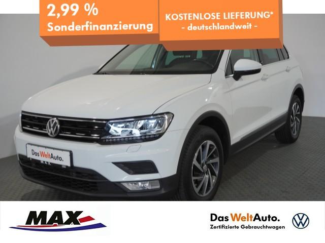 Volkswagen Tiguan 2.0 TDI DSG 4MOTION SOUND LED+ACC+NAV+ALU, Jahr 2017, Diesel