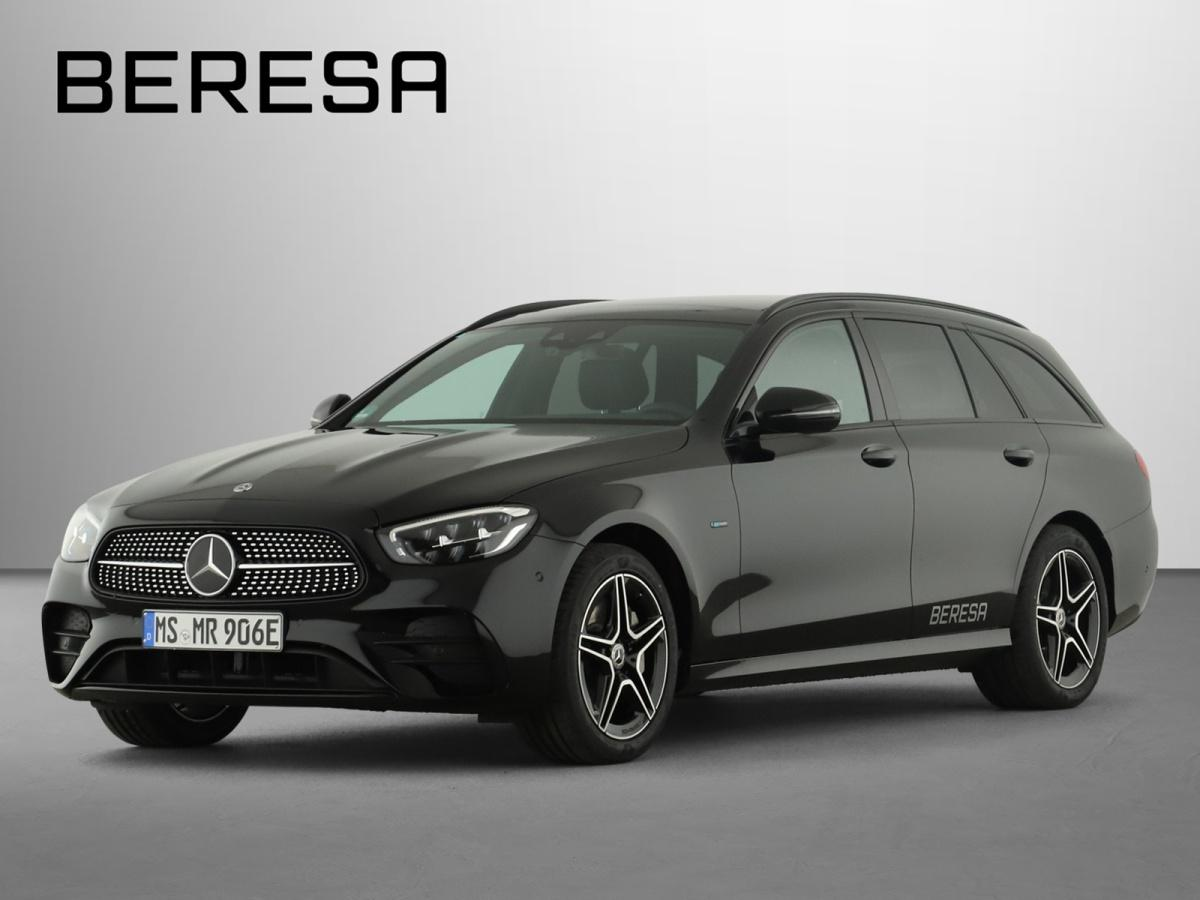 Mercedes-Benz E 300 e T AMG Burmester Fahrassist. Pano.-Dach, Jahr 2020, Hybrid