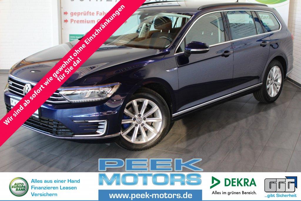 Volkswagen Passat GTE Variant 1.4 TSI Plug-In-Hybrid DSG AHK LED Navi PDC, Jahr 2017, Hybrid