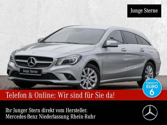 Mercedes-Benz CLA 220 d SB Xenon Kamera Navi EDW Spurhalt-Ass, Jahr 2016, Diesel