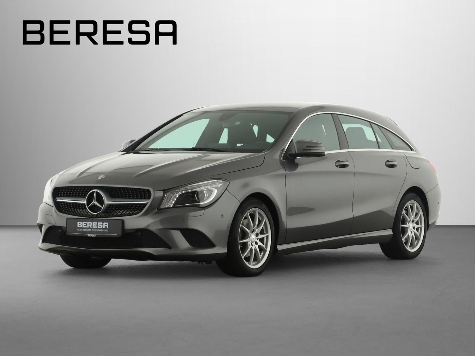 Mercedes-Benz CLA 200 CDI SB Urban *AHK* Xenon Sitzhzg Navi, Jahr 2015, Diesel