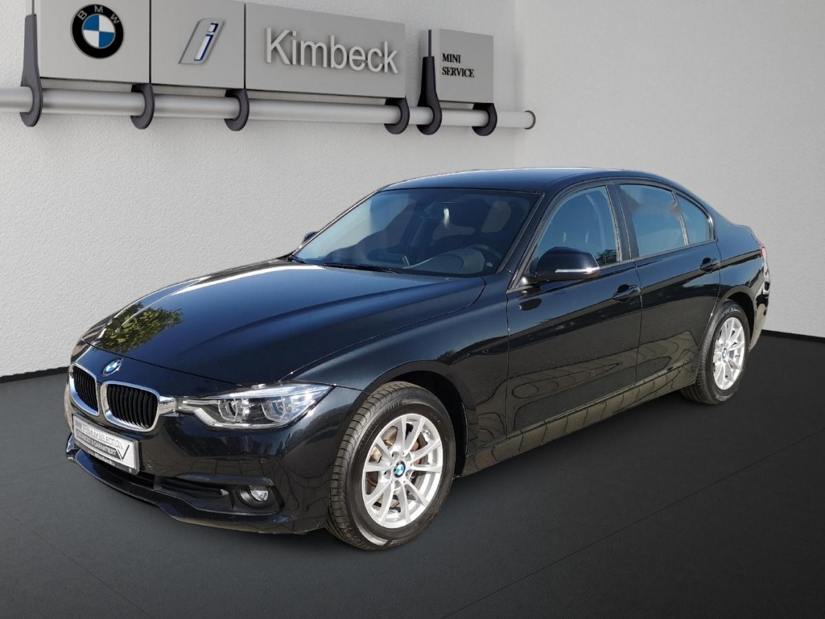BMW 318i Limousine Advantage Navi LED PDC 2JGarantie, Jahr 2017, Benzin