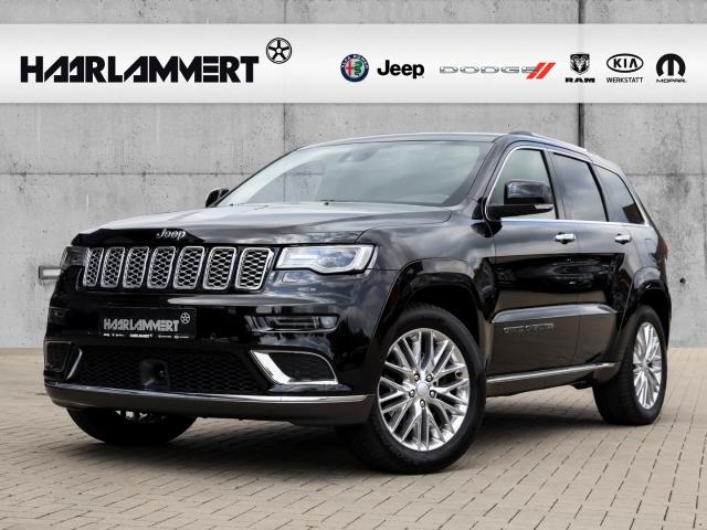 Jeep Grand Cherokee 3.0 CRD Summit LEDER+BI-XENON+KLIMASITZE, Jahr 2017, Diesel