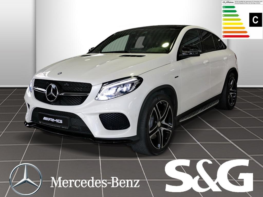 Mercedes-Benz GLE 450 AMG 4MATIC AMG-Styling Distronic/Comand, Jahr 2015, Benzin