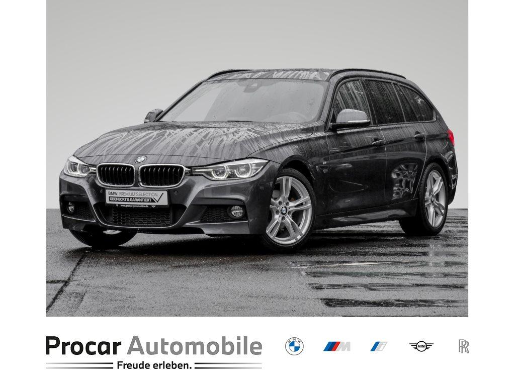 BMW 320d +TOURING+M-SPORTPAKET+HEAD-UP+LED+NAVI BUSINESS+, Jahr 2018, Diesel