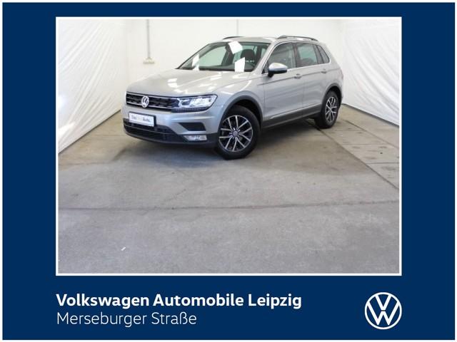 Volkswagen Tiguan 1.4 TSI Comfortline *LED*PDC*SHZ*, Jahr 2017, Benzin