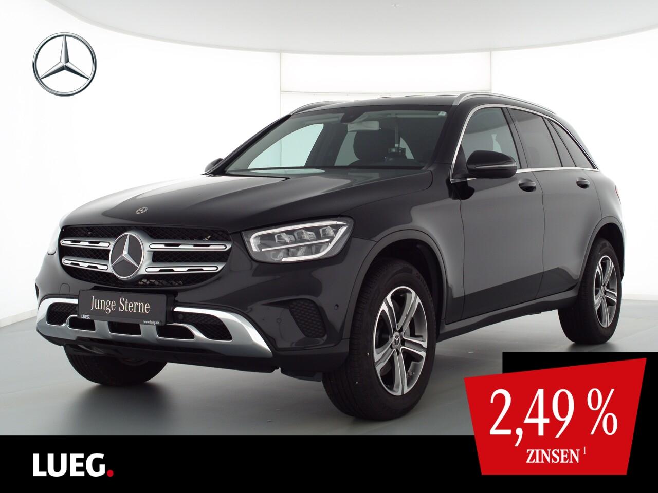 Mercedes-Benz GLC 200 d 4M MBUX+Nav+LED-HP+OFFRoad+EHeck+ParkA, Jahr 2020, Diesel